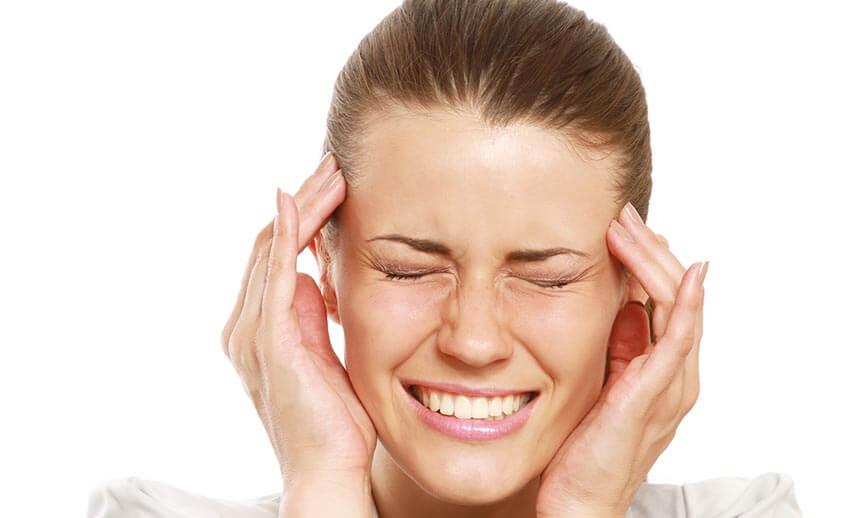 CMD Kiefergelenksbeschwerden Schmerzen Kiefergelenk Verspannung