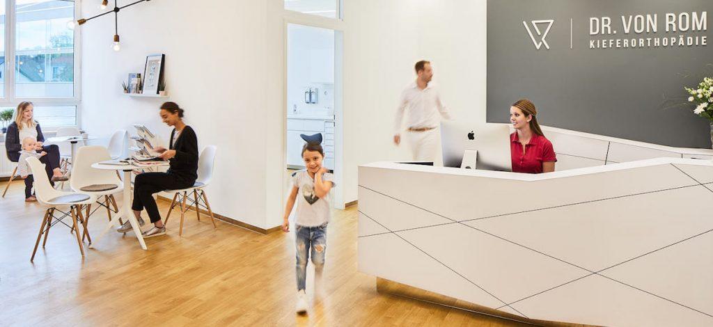 KFO Praxis in Unterföhring bei München