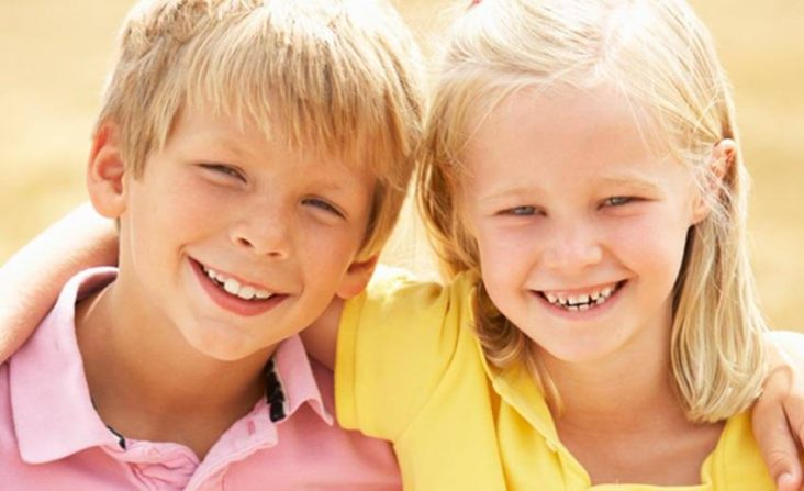 Zahnspange Kind