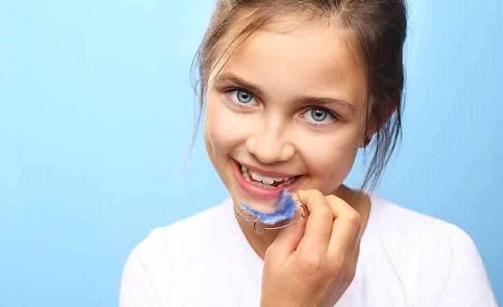 Zahnspange für Kinder Kieferorthopäde Unterföhring