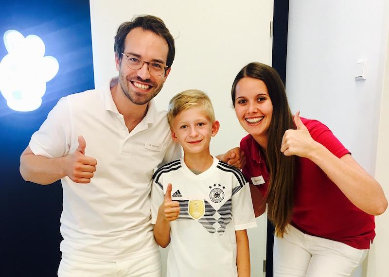 Kieferorthopädie München-Unterföhring WM 2018